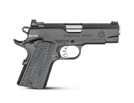 """Springfield Armory Range Officer Elite 9mm 8rd 4"""" Compact 1911 - PI9125E"""
