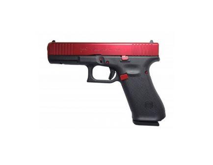 """Glock G17 Gen5 9mm 17rd 4.5"""" Pistol, Vulcan Red - PA175S203VULCAN"""