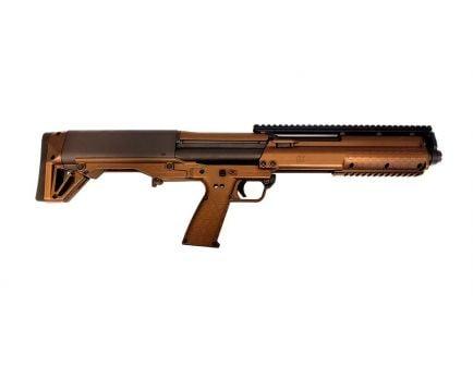 """Kel-Tec KSG 12GA 12rd 18.5"""" Pump Shotgun, Midnight Bronze- KSGMDBRNZ"""