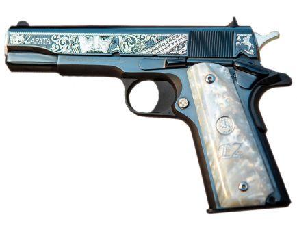 """Colt Emiliano Zapata .38 Super 9rd 5"""" Pistol, TALO Exclusive - O2991-TME"""