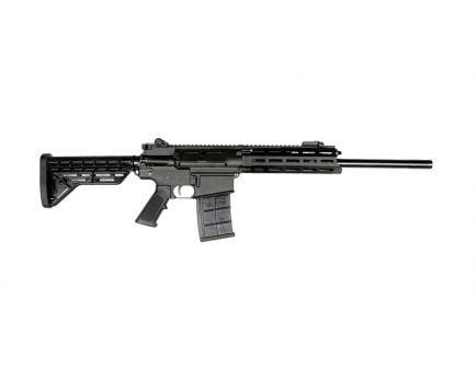 "JTS M12AR 12ga 5rd 18.5"" Semi-Auto Shotgun, Black - M12AR"