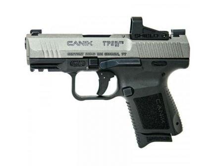 """Canik Pistol TP9 Elite SC 9mm 15rd 3.6"""" Pistol, Tungsten Slide - HG5610TV-N"""