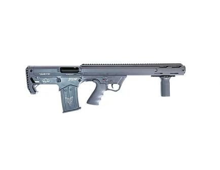 """Black Aces Tactical Bullpup 12ga 5rd 18.5"""" Pump Shotgun, Black  - BATBPPBLK"""