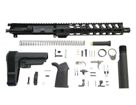 "PSA 10.5"" Pistol Length 300AAC 1/8 Phosphate 10.5"" Lightweight M-Lok MOE EPT SBA3 Pistol Kit"
