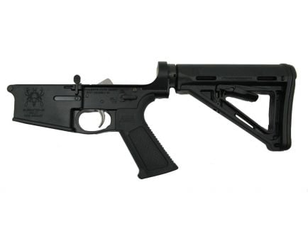 "PSA Gen3 PA10 ""ELKHUNTER-10"" Complete MOE EPT Lower With Over Molded Grip"