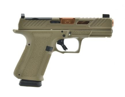 Shadow Systems MR920 Elite 9mm Pistol, FDE - SS-1023