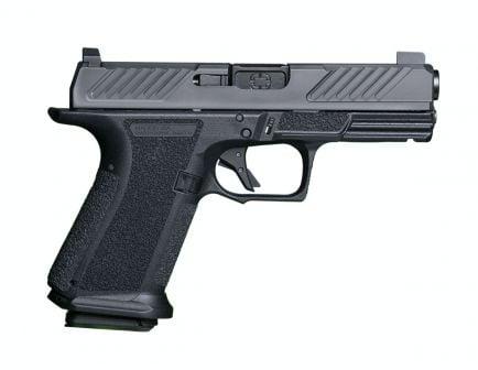 "Shadow Systems MR920 15rd 4"" 9mm Pistol, Black - SS-1002"