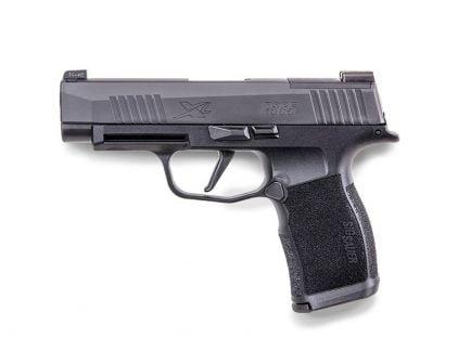 """Sig Sauer P365 XL 3.7"""" 9mm Pistol, Black"""