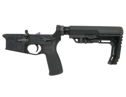 PSA AR15 Complete MFT Minimalist SSA-E Lower, Black