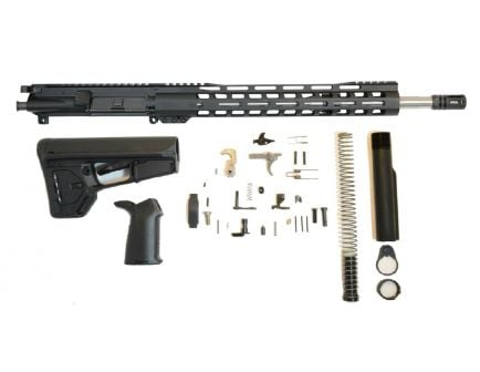 "PSA 16"" 5.56 NATO 1/7 Mid-Length Stainless Steel 13.5"" Lightweight M-Lok MOE+ EPT ACS-L Rifle Kit"