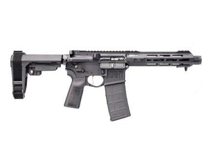 """Springfield Saint Victor 5.56 NATO M-LOK 7.5"""" AR-15 Pistol w/ B5 Furnt, Blk- STV975556B-B5"""