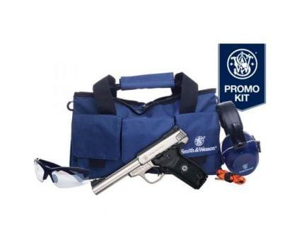 "Smith &Wesson SW22 Victory 5.5"" 10rd 22LR Pistol w/ Range Kit - 13258"