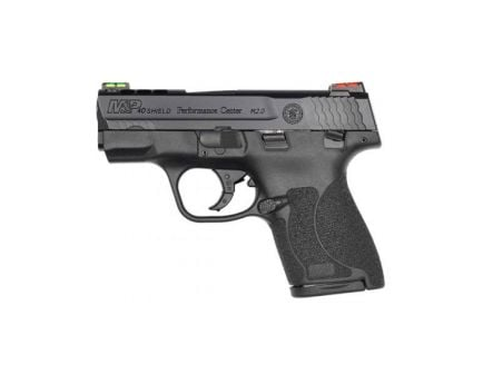 """Smith & Wesson Ported M&P M2.0 Shield 3.1"""" 7rd 40S&W Pistol - 11868"""