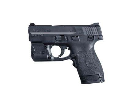 """Smith & Wesson M&P40 Shield 7rd 3.1"""" 40S&W Pistol w/ Green Crimson Trace Pro - 11817"""