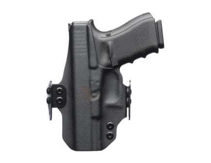 Black Point Tactical Dual Point Right Hand GLOCK G43X Subcompact IWB Appendix Holster, Black - 116114
