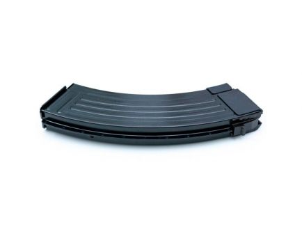 Unissued Croatian 30rd Steel AK-47 Magazine, Black