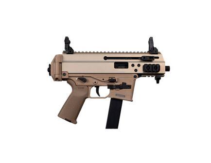 """B&T APC9-K PRO 4.5"""" 33rd 9mm Pistol, Glock Tan- BT-36045-G-T"""