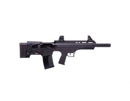 """ATI Bulldog SGA 18.5"""" 5rd 12ga Bullpup Shotgun, Black - ATIG12BDB"""