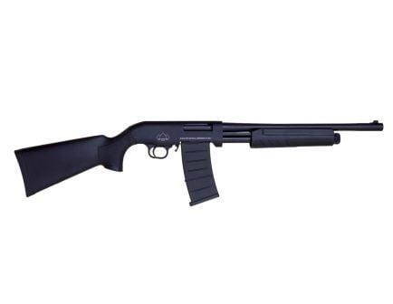 """Black Aces Tactical Pro Series M 18.5"""" 12 Gauge Pump Shotgun - BATP18S"""
