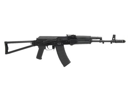 PSAK-74 Classic Triangle Side Folding Rifle, Black