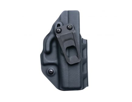 Crucial Concealment Covert Ambidextrous SIG P320C IWB Holster, Black - 1020