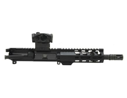 "PSA 7.5"" Pistol-length 300AAC 1/8 Phosphate 6"" Lightweight M-Lok Railed Upper With Romeo 5, BCG, & CH"