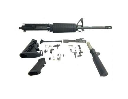 "PSA 16"" M4 Carbine-Length 5.56 NATO 1/7 Phosphate Classic Rifle Kit, Black"