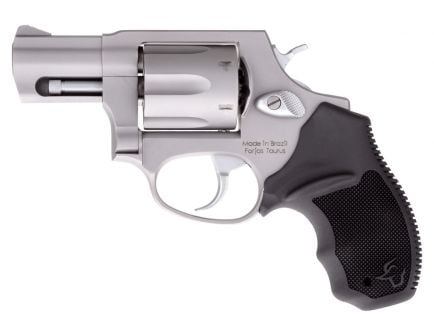 "Taurus Model 856 2"" 6rd .38 Special Revolver, Matte Stainless - 2-85629"