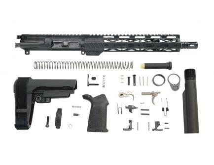 "PSA 10.5"" Pistol-Length 300AAC 1/8 Phosphate 10"" Lightweight M-Lok MOE EPT SBA3 Pistol Kit"