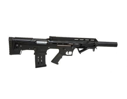 Panzer Arms BP-12 Semi-Auto 12ga Bull Pup Shotgun, Black - BP12BSSB