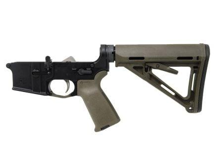 PSA AR15 Complete MOE EPT Stealth Lower, ODG
