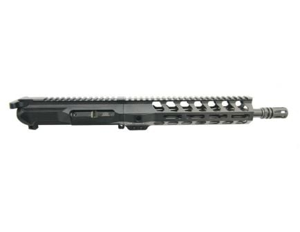 "PSA Gen4 10.5"" 9mm 1/10 Nitride 9"" Lightweight M-lok Railed Upper - With BCG & CH"