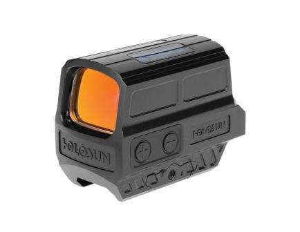 Holosun 1x Reflex Sight, 2 MOA Dot and 65 MOA Circle Gold - HE512C-GD