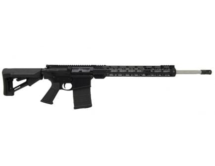 """PSA Gen3 PA10 20"""" Rifle-Length 6.5 Creedmoor 1/8 Stainless Steel 15"""" Lightweight M-Lok STR SSA-E Rifle"""