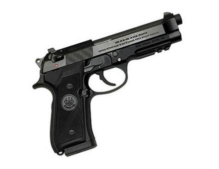 Beretta 92A1 9mm Pistol, Matte Black - J9A9F10
