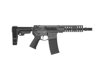 CMMG Banshee 300 .300 Blackout Pistol, Sniper Gray - 30A81E2-SG