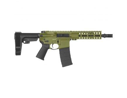 CMMG Banshee 300 .300 Blackout Pistol, Bazooka Green - 30A81E2-NBG