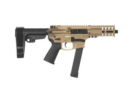 CMMG Banshee 300 9mm Pistol, FDE - 99A172F-FDE