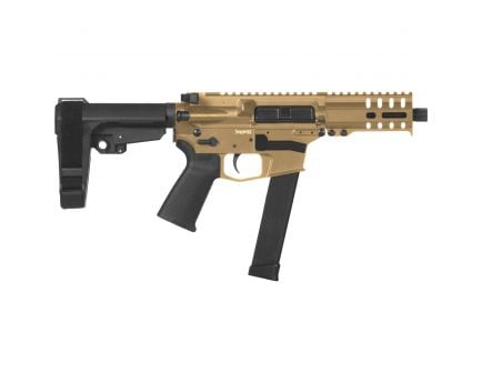 CMMG Banshee 300 .45 ACP Pistol, Burnt Bronze - 45A691C-BB