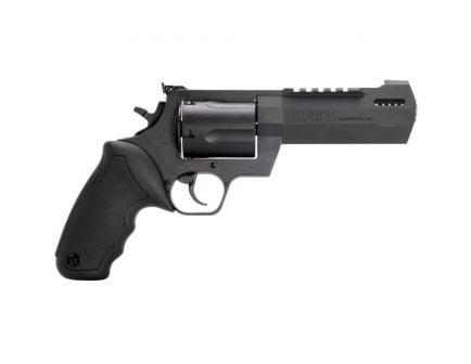 Taurus Raging Hunter Large .460 S&W Mag Revolver, Matte Black Oxide - 2-460051RH