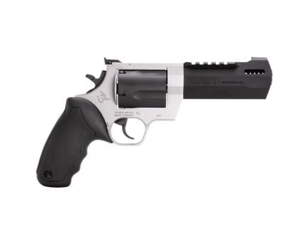 Taurus Raging Hunter Large .460 S&W Mag Revolver, Matte Stainless - 2-460055RH