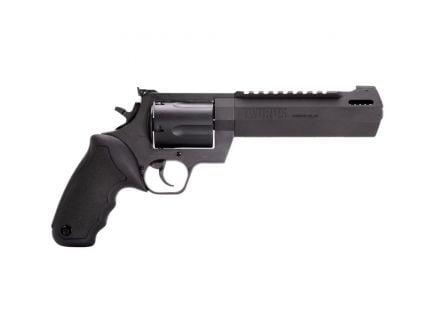 Taurus Raging Hunter Large .460 S&W Mag Revolver, Matte Black Oxide - 2-460061RH