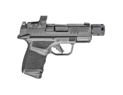 Springfield Armory Hellcat RDP Micro-Compact 9mm Pistol MS, Blk - HC9389BTOSPWASPMS
