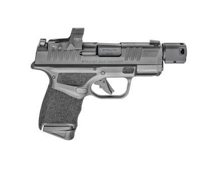 Springfield Armory Hellcat RDP MC 9mm Pistol, Black - HC9389BTOSPWASP