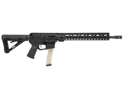 """PSA Gen4 16"""" 9mm 1/10 Lightweight 13.5"""" Lightweight M-Lok MOE EPT Rifle"""