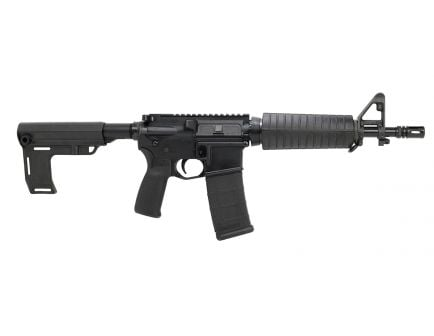 "PSA 10.5"" Carbine-Length 5.56 NATO 1/7 Nitride Classic MFT Battlelink Pistol, Black"