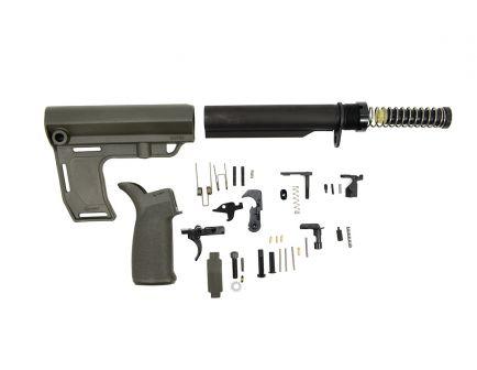 PSA MFT Battlelink Pistol Lower Build Kit, ODG