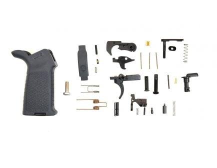 PSA MOE Lower Parts Kit, Gray