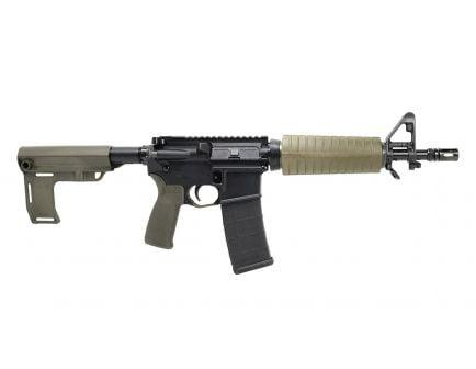"""PSA 10.5"""" 5.56 NATO 1/7 Nitride Classic MFT Battlelink Pistol, ODG"""