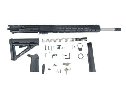 "PSA 20"" Rifle-Length 6.5 Grendel 1/8 Stainless Steel 15"" Lightweight M-Lok MOE 2-Stage Precision Rifle Kit"